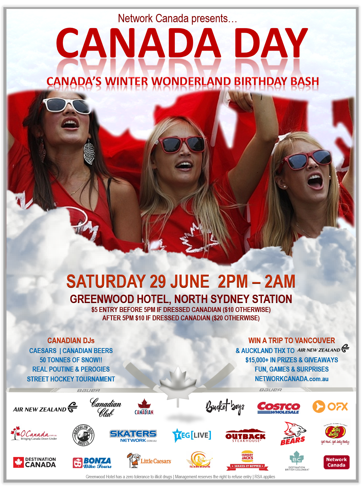 Network Canada Events